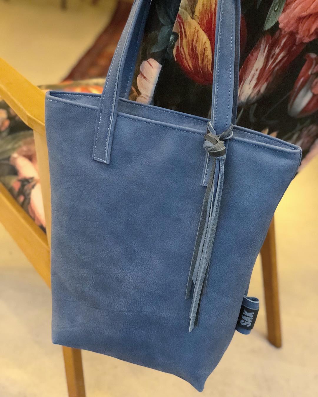 5c64615284b Lola, shopper, leren tas, handgemaakte tas, leer, utrecht, schoudertas