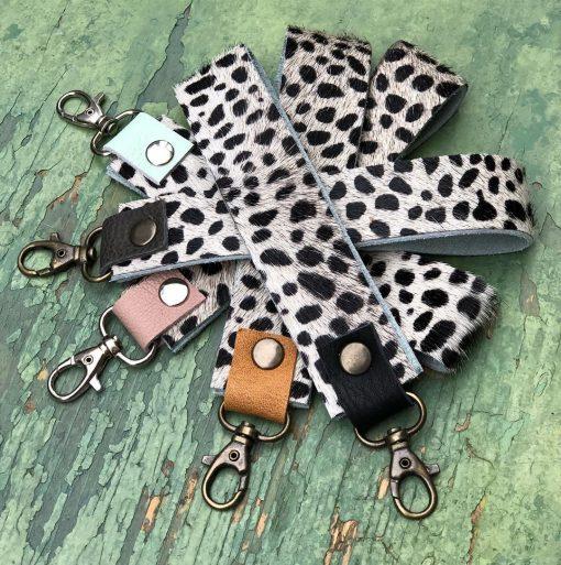 panter sleutelhanger , sak, sakkie, cheetah